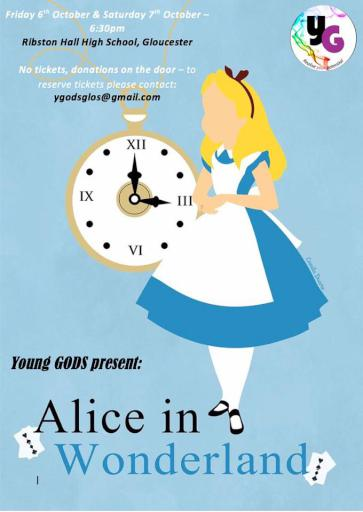 Young GODS Alice In Wonderland Production