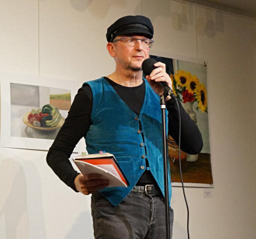 Derek Rohren in Bristol